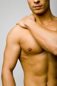 A ginecomastia no homem corrige problemas com a mama