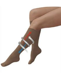 Meias de compressão ajudam na saúde das pernas