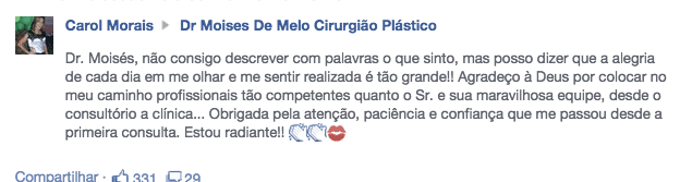 depoimento-cirurgia-plastica-Carol Moraes